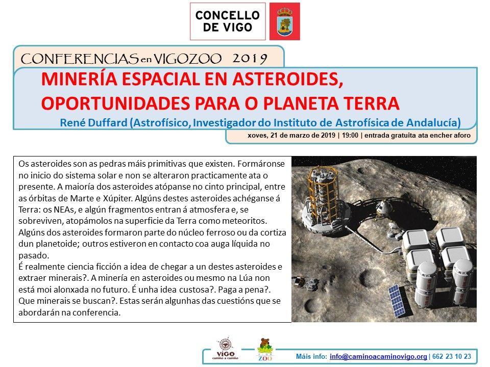 Conf VGZ19 - 01 Minería espacial en asteroides 210319