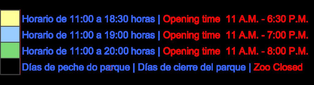 HORARIO Julio-20-1024x277