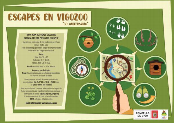 Escapes Vigozoo